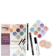All in One Bellapierre 9 Stack Shimmer Kit - Fabulous