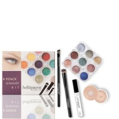 All in One Bellapierre 9 Stack Shimmer Kit - Pandera