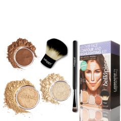 All Over Face Contour and Highlighting Kit - Medium