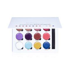 12 Color Matte Pro Lip Palette
