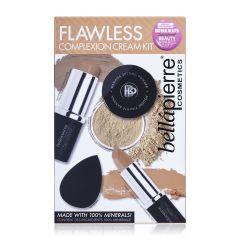 Flawless Complexion Cream Kit - Dark