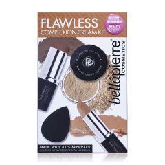 Flawless Complexion Cream Kit - Deep