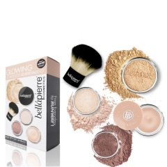 Glowing Complexion Essentials Kit - Medium