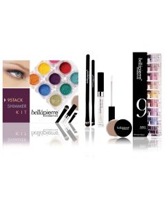 All in One Bellapierre 9 Stack Shimmer Kit