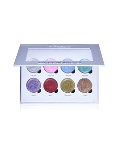 8 Color Pro Glitter Palette