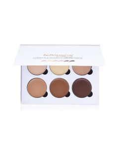 Contour & Highlight Cream Palette