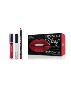 Kiss Proof Slay Kit - Hothead