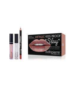 Kiss Proof Metallic Slay Kit