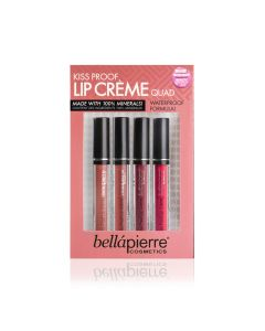 Kiss Proof Lip Creme Quad