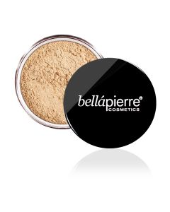 Mineral Foundation SPF 15-Cinnamon