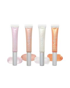 Holographic Lip Gloss Quad