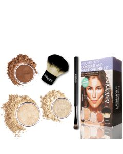 All Over Face Contour and Highlighting Kit - Fair