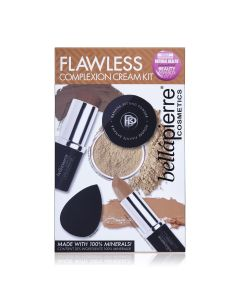 Flawless Complexion Cream Kit - Deep