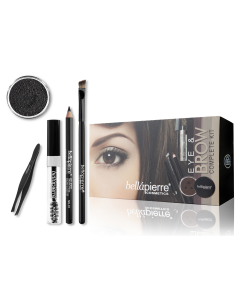 Eye & Brow Complete Kit - Ebony