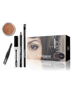 Eye & Brow Complete Kit - Marrone