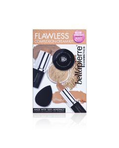 Flawless Complexion Cream Kit - Dark