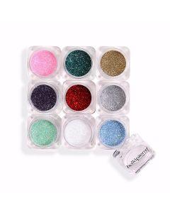 Shimmer 9 Stack - Glamorous Glitter